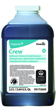 Crew 174 Bathroom Cleaner Amp Scale Remover Diversey