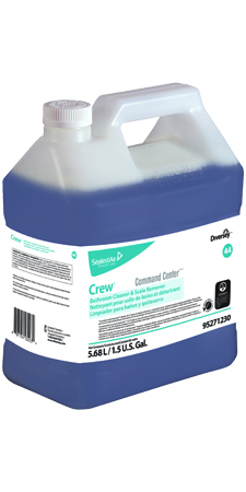 Crew Bathroom Cleaner Scale Remover Diversey - Bathroom cleaning solution